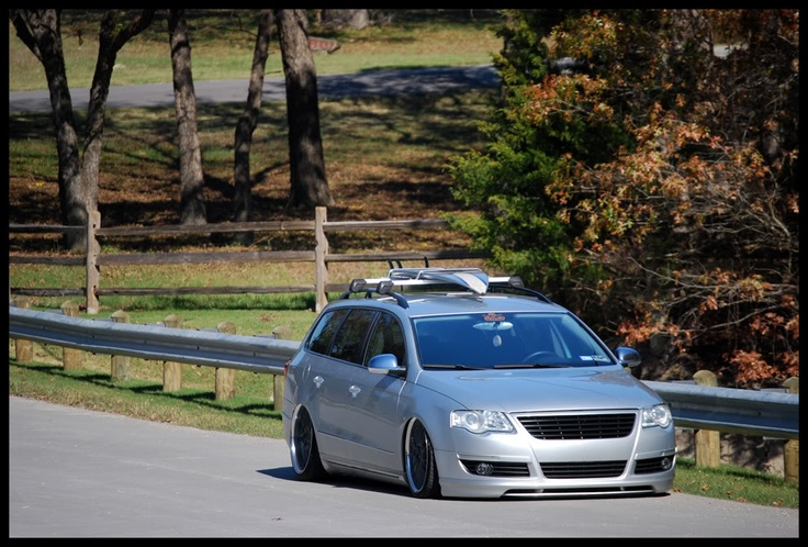 Passat Wagon Slithering (can't really drift in FWD)