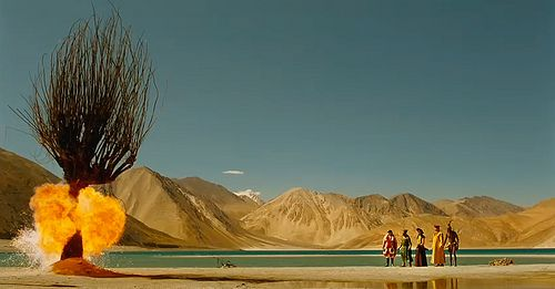 The Fall Movie Trailer by AsceticMonk, via Flickr