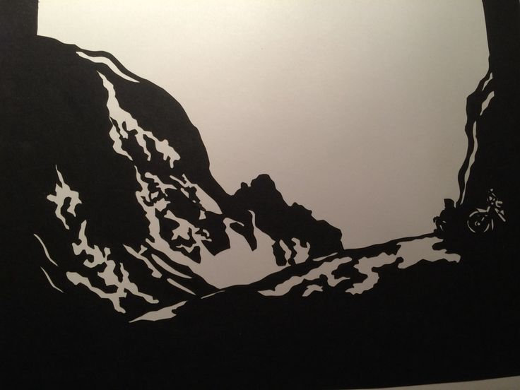 Paper cutting / travelling