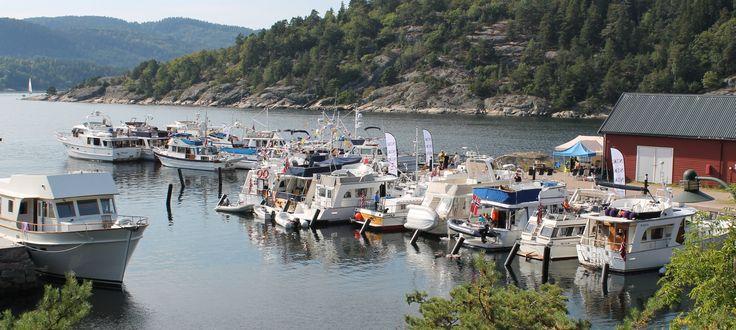 Trawlertreff Oscarsborg. www.trawler.no