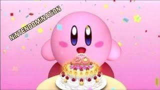 Kirby 20th Anniversary Collection - Full Overview Trailer - YouTube