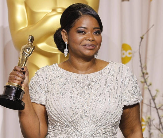 24 best Real Women images on Pinterest | Real women ... Images Of Octavia Spencer The Help