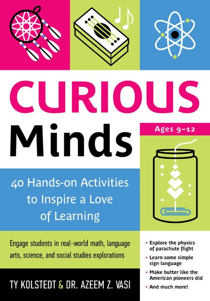 Neugierige: 40 praktische Aktivitäten, die zum Lernen anregen (eBook)