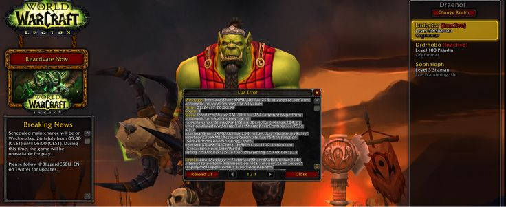 Anyone else getting this error? I have an active subscription 100% #worldofwarcraft #blizzard #Hearthstone #wow #Warcraft #BlizzardCS #gaming