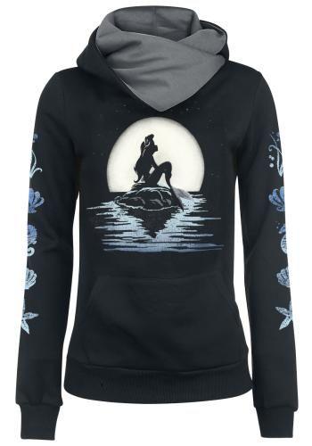 Moonshine - Trui met capuchon van The Little Mermaid