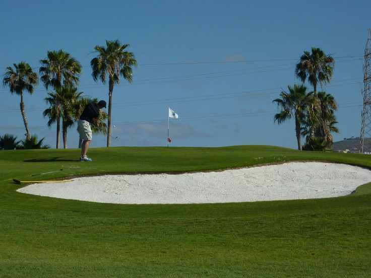 Golfing with James at Golf Costa Adeje - Tenerife | by John Dale Beckley