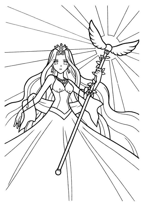 Dessin Manga Facile Princesse