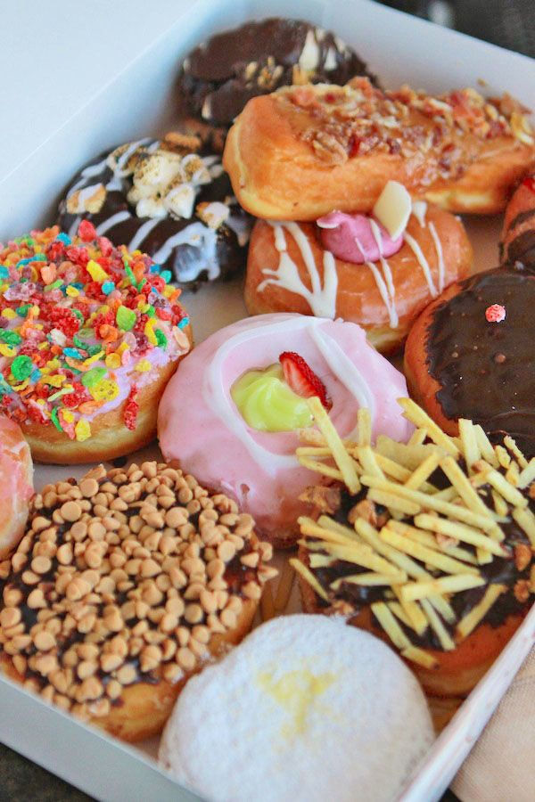 on the to-do list: visit Mojo Donuts in Miami!