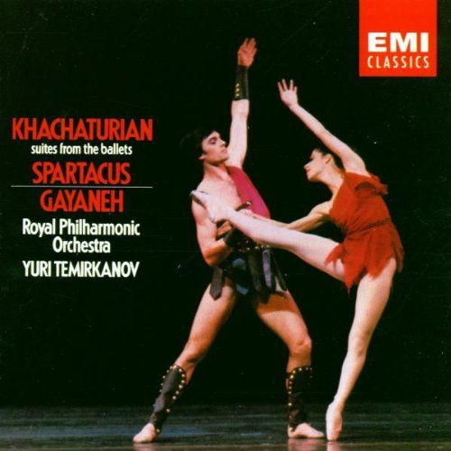 Khachaturian: Suites from the ballets :Srartacus - Gayaneh