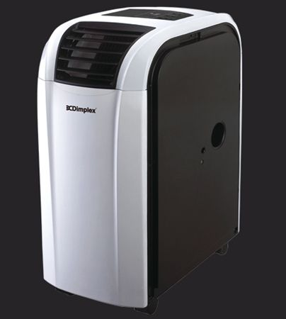 Dimplex 3.5kW Reverse Cycle Portable Air Conditioners with built-in Dehumidifier