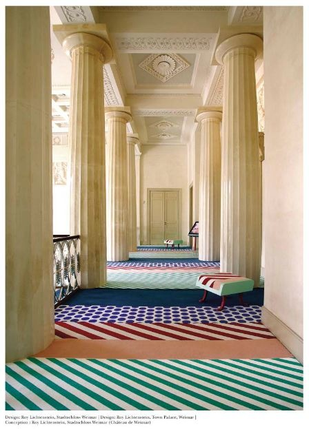 vorwerk carpets, object collection