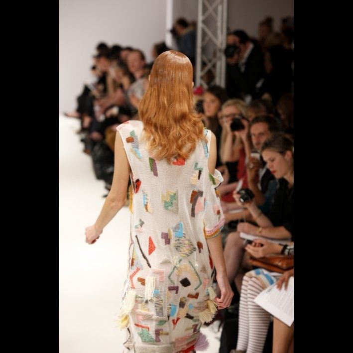 Leutton Postle for London fashion week SS2012