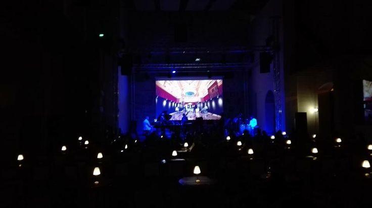 Live Concert Giuseppe Mazzamuto's Quintet Melodyterranean