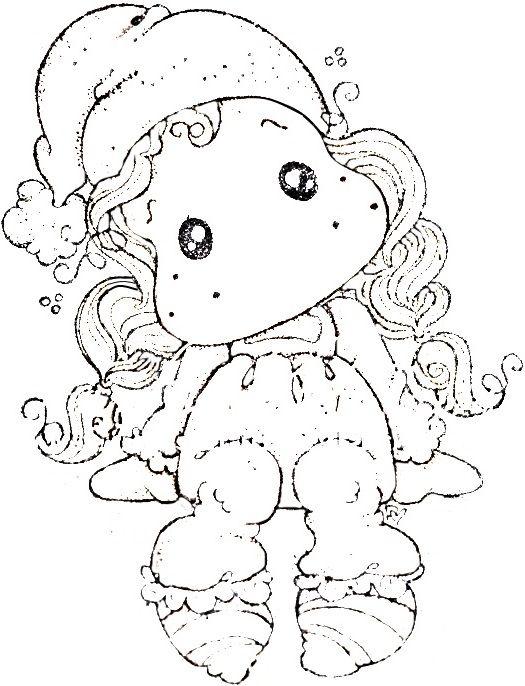 Waiting For Christmas 2014 - Little Cute Tilda