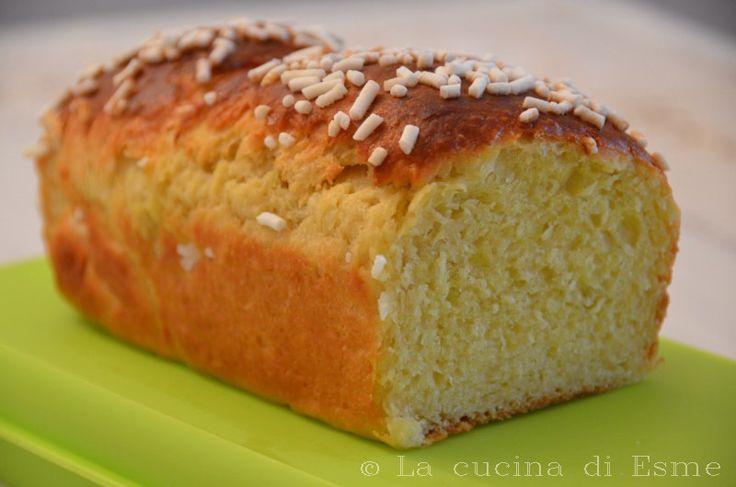 La cucina di Esme: Pan brioche senza impasto