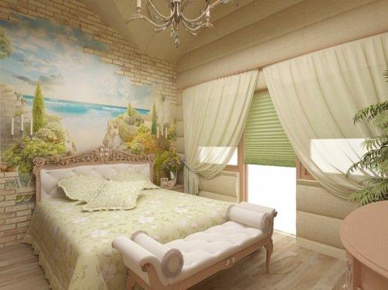 спальня для двух девочек на мансарде - Поиск в Google