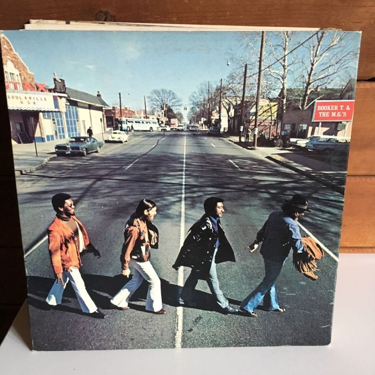 BOOKER T MG's McLemore Ave LP 1970 Stax 2027 ORIG US PRESS Mastercraft master EX #ClassicRBFunkSoul
