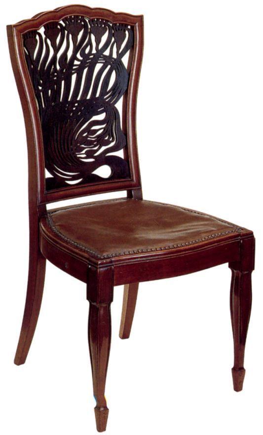 Дизайн стула от Артура Макмердо - английский модернист