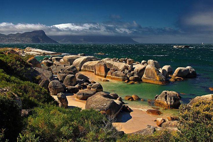 Western Cape Seascape