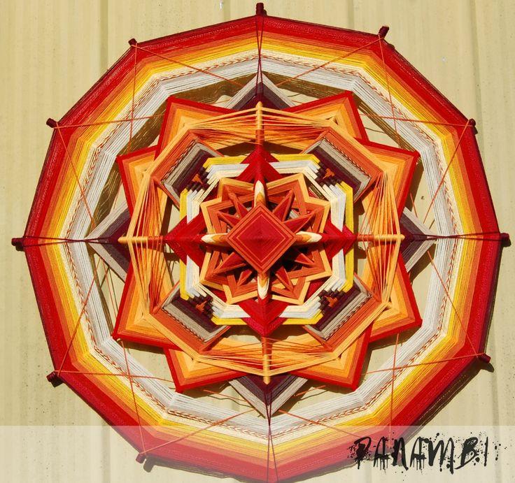 80 cms de diámetro -  12 puntas elije el tuyo: facebook.com/paula.panambi mas fotos en https://www.facebook.com/paula.panambi/media_set?set=a.1431004420457192.1073741836.100006429431953&type=3