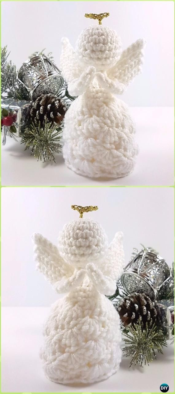 Crochet Christmas Angel Free Pattern - Crochet Angel Free Patterns