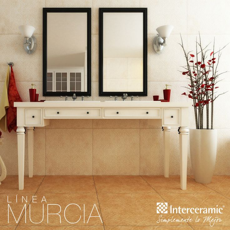 Decoracion Baño Femenino:Interceramic Murcia