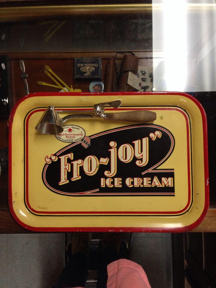 fro-joy ice cream tray