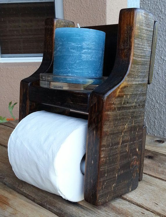 #beautiful #holder #Idea #Laundry #paper #Rustic    – perfect