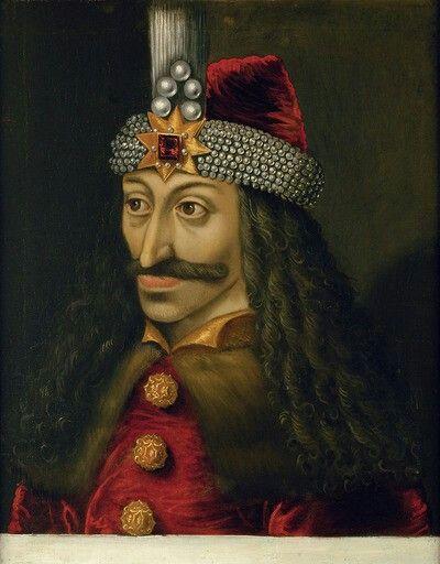 VLAD III. TZEPESCH, DER PFÄHLER, WOYWODE DER WALACHEI 1456-1462 UND 1476 (GESTORBEN 1477) 2. Hälfte 16. Jahrhundert Zugeschrieben an: Deutsch
