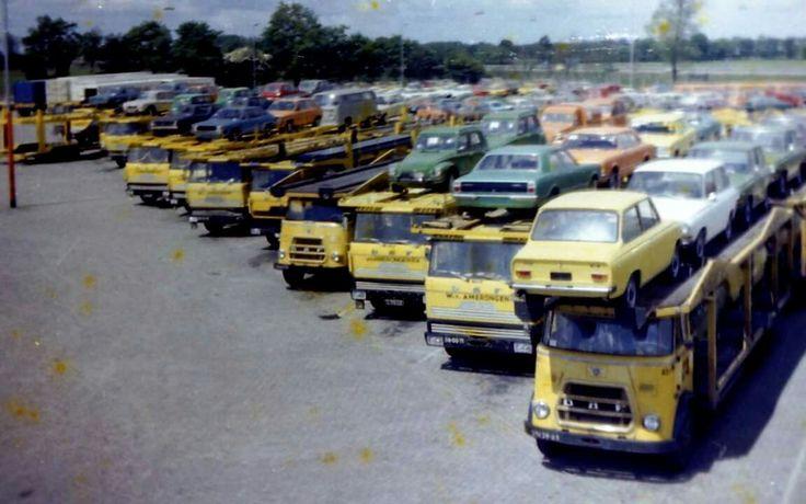 Wagenpark v Amerongen  Barneveld