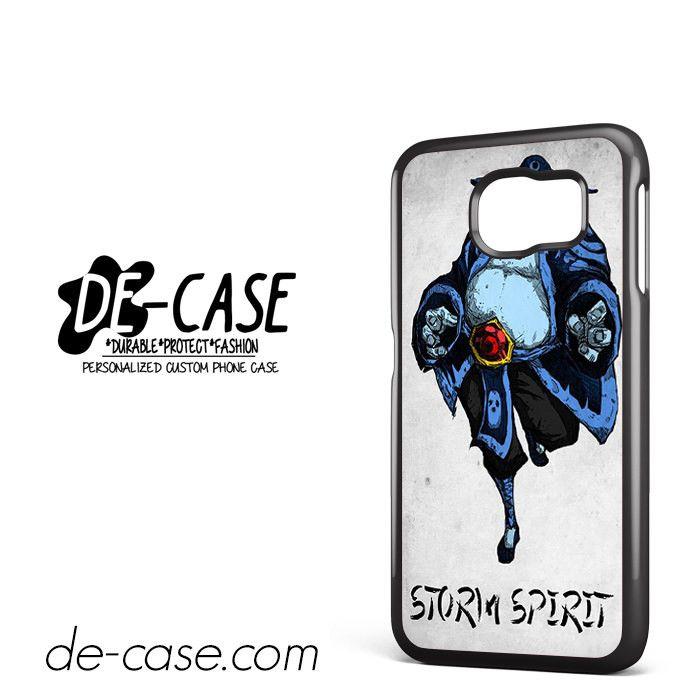 Dota 2 Storm Spirit DEAL-3637 Samsung Phonecase Cover For Samsung Galaxy S6 / S6 Edge / S6 Edge Plus
