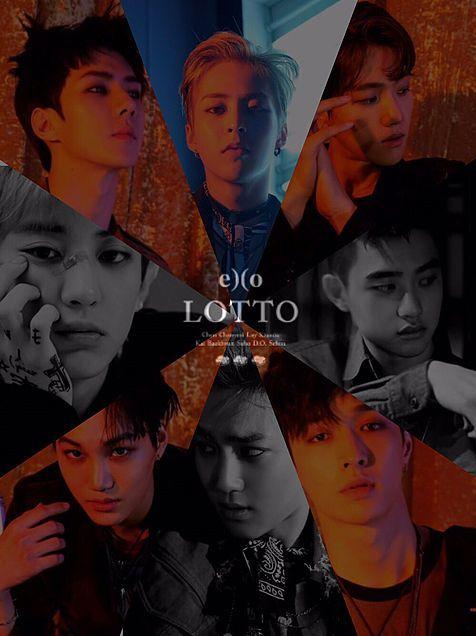 EXO LOTTO/LOUDER  #Repoblic #EXO