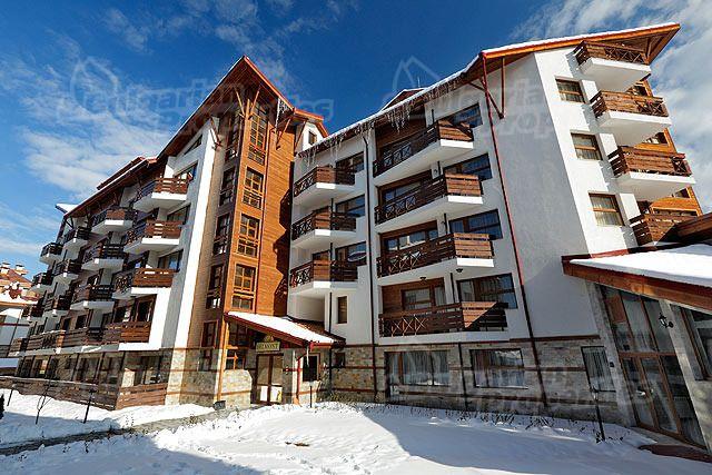 APARTAMENTE GRAND MONTANA - http://www.globaldreamtours.ro/pachete-sky/apartamente-grand-montana/