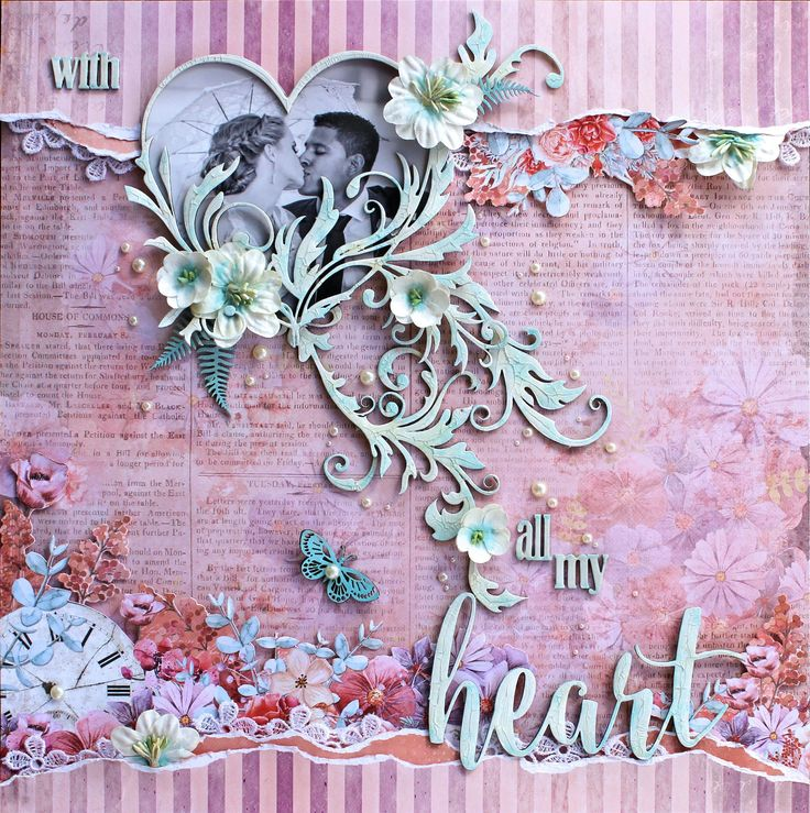 Dusty Attic Kit created by Cathy Cafun - Chipboard, Dusty in Colour, 49 and Market Heirloom and Botanicals