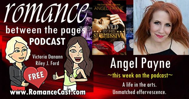 THIS WEEKS BEST SELLING AUTHORANGEL PAYNE!   Ever wondered about the personalities behind your favorite books? Victoria Dananns new podcast with Riley J. Ford has an incredible lineup of authors booked through the spring. No question is out of bounds. Che