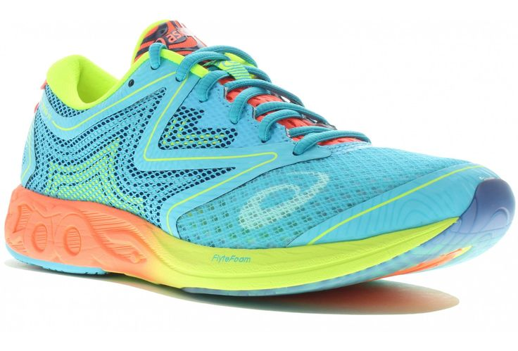 Asics Noosa FF W - Chaussures running femme running Route & chemin Asics Noosa FF W