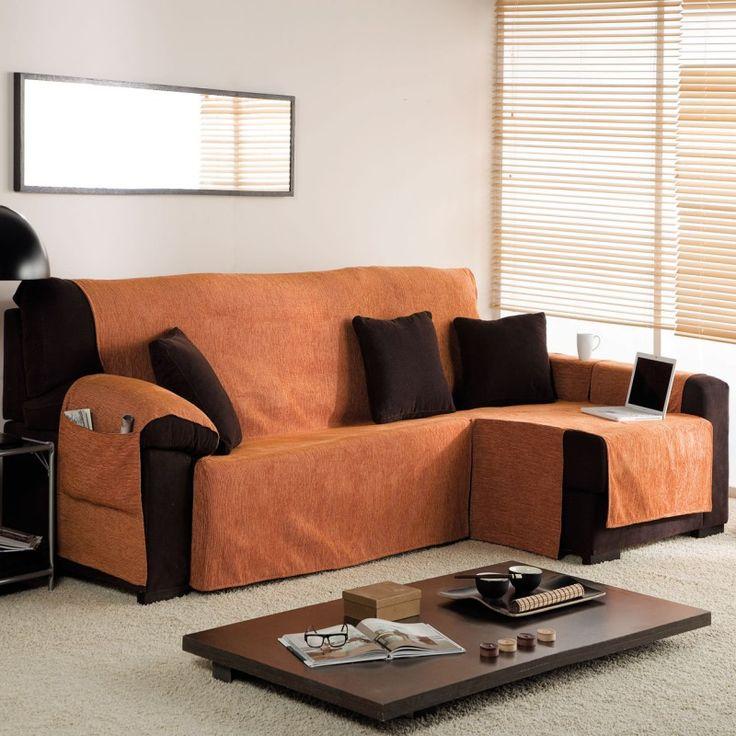 1000 ideas about chaise longue sofa bed on pinterest - Funda sofa chaise longue ...