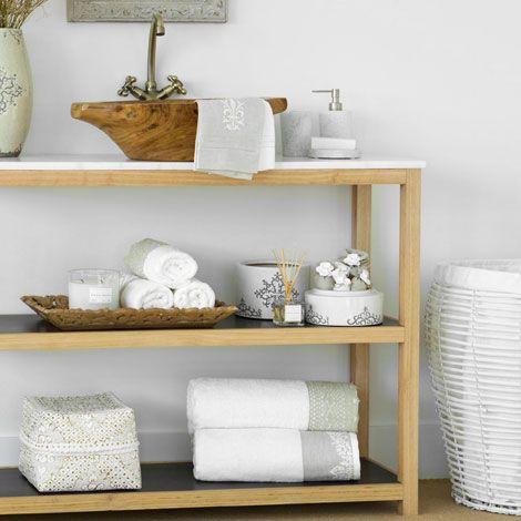 1000 images about salle de bains sur pinterest zara home design et lavabos doubles for Accessoires salle de bain zara home