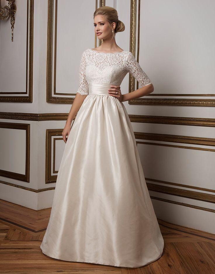 The 29 best Justin Alexander Bridal images on Pinterest | Wedding ...