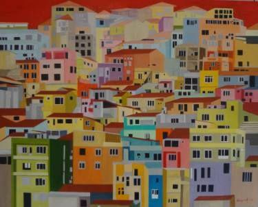 "Saatchi Art Artist Seba Art Gallery; Painting, ""SEBA ART GALLERY BODRUM SYMPOSIUM2014"" #art"