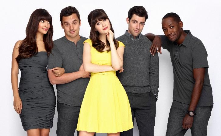 New Girl - Season 5 - Cast Promotional Photos | Spoilers