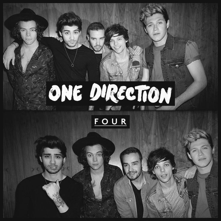 FOUR: ONE DIRECTION