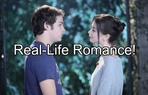 Who is violetta dating in real life