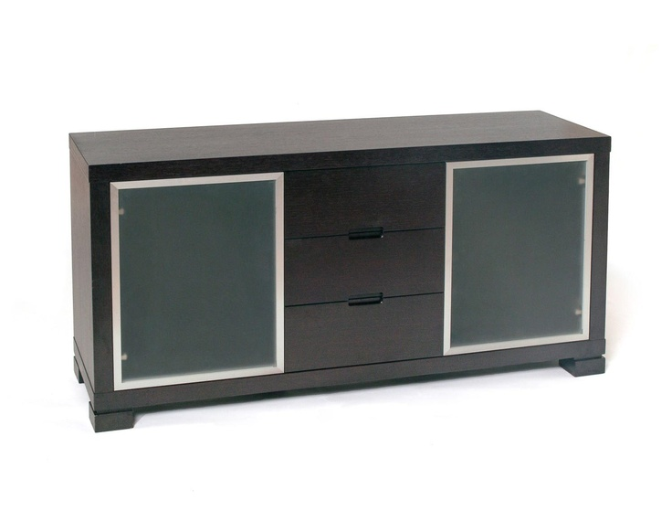 Structube White Dining Room Hutch