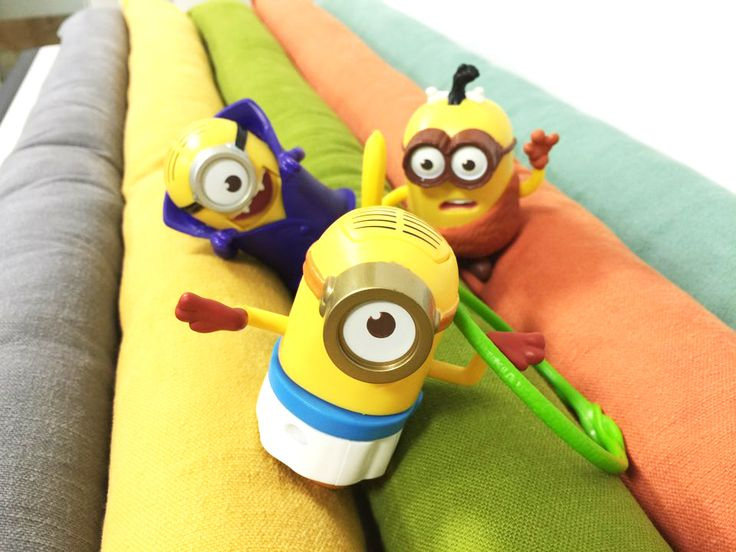 minions with noodleplay