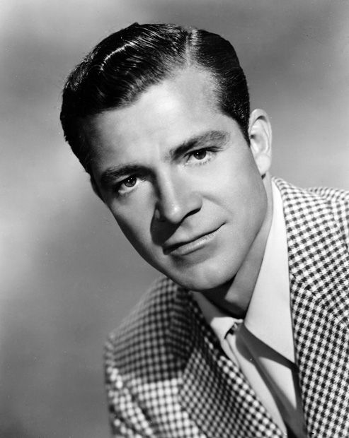 Dana Andrews (1909 – 1992) had a wonderfully deep, calming speaking voice.  He was also trained in operatic singing, but was almost never given a chance to use it in film.  In Andrews' one musical 'State Fair,' his voice is dubbed.  When asked about this unnecessary aid years later,  Andrews replied that he assumed the singer needed a job/the money.