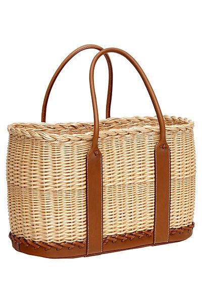 Hermes Garden Party basket