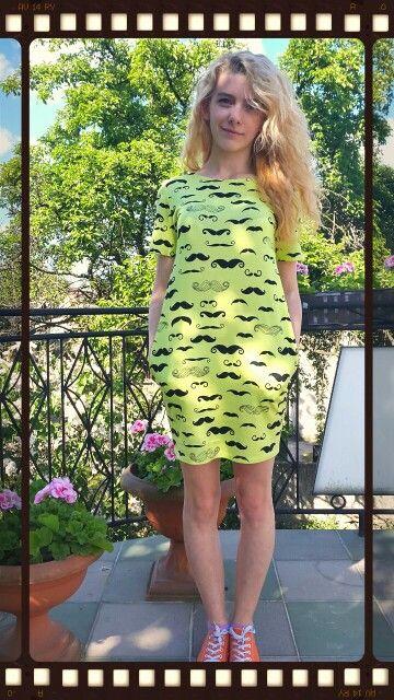 #Letnie wąsy #summertime #summerdress
