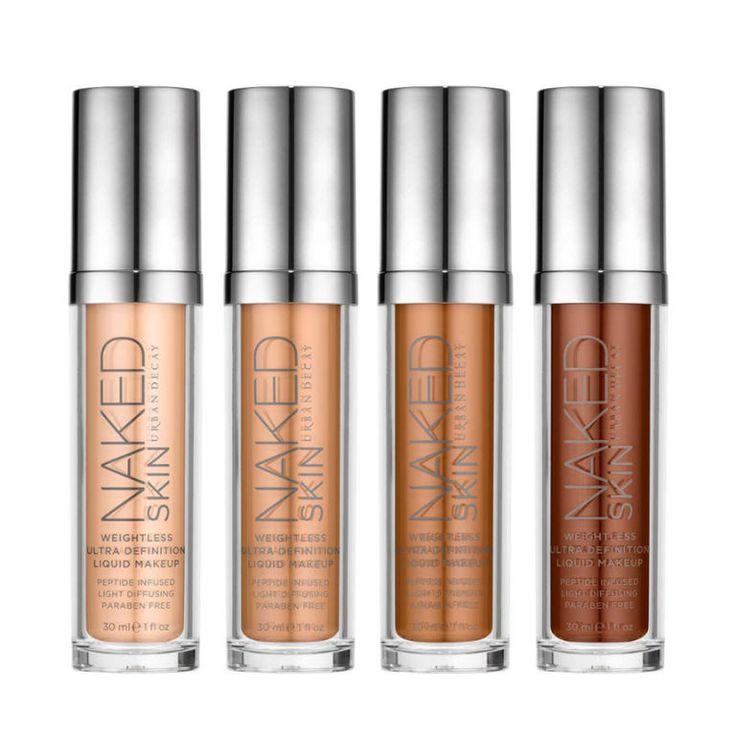 Urban Decay Naked Skin Weightless Ultra Definition Liquid Makeup  - Redbook.com