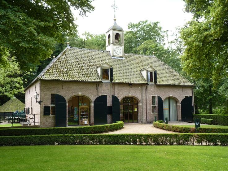 House in Echten, The Netherlands. Protected
